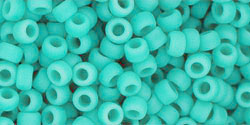 TOHO Opaque Frosted Turquoise, TR-08-55F, 10 g