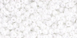 TOHO Opaque-Lustered White, TR-11-121, 10 g