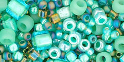 TOHO MIX Take-Seafoam/Green, TX-01-3203, 10 g