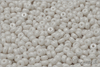 Rondelka 2,5x4 mm, Chalk White Luster, 5 g
