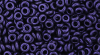 TOHO Demi Round Hybrid Metallic Suede - Purple, TN-08-Y612, 3 g