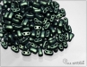 Bi-Beads AMC Emerald Green Velvet, 3x5,5 mm, 10 g
