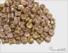 Preciosa Pellet, Chalk Senegal Brown Purple, 60 ks