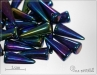 Trn Metallic Iris Blue, 17x7 mm, 1 ks